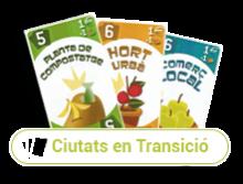 Ciutats en transició - el joc de cartes
